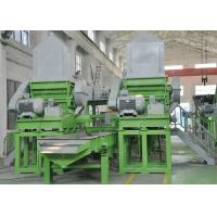 China Rubber Powder Grinding Waste Car Tyre Recycling Machinery CE Certification on sale