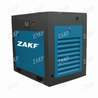 Air Cooling Direct Connection Rotary Air Compressor Blue 15KW 20HP Manufactures