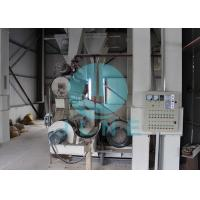 Complete Fish Feed Manufacturing Plant Aqua Feed Pellets Making Automatic
