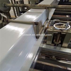 Intelligent Automatic FRP fiberglass rain gutter production line/FRP sheet making machine Manufactures