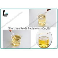 Yellow Liquid Injectable Anabolic Steroids Nandro Test 225 Hormone For Muscle Building Manufactures
