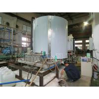 Big Capacity Seawater Flake Ice Machine For Fish And Seafood High Speed Manufactures