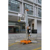 Single Mast Aluminium Lifting Platform with Reliable Price Manufactures