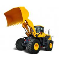 8T 980H Front Wheel Loader Machine With Original Cummins Engine Manufactures