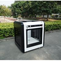 Industrial Large 3D Printing Machine 750 * 750 * 750mm With Smart Touch Screen Manufactures