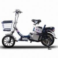 Electric Scooter Bike with ≤62dBA Maximum Noise and 10 to 20Ah Capacity Manufactures
