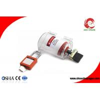 New Products 17-23Mm ABS Plastic Lock Emergency Stop Electric Equipment Lockout Manufactures