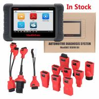 Autel MaxiDAS DS808K with Full Connect Kit (Upgraded Version of DS808, DS708) Automotive OE-Level Diagnostic Tool OBD2 S Manufactures
