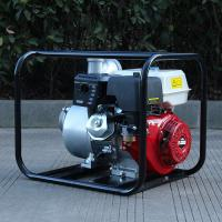 China High Powered Self Priming Aluminum Gasoline Water Pump 4 Inch 100mm 13HP Engine on sale