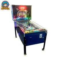 China Classic Coin Operated Game Machine , Antique High Speed Pinball Machine on sale