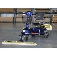 OEM / ODM Wireless Floor Mopping Machine Dust Cart Scooter 900MM Cleaning Width Manufactures