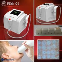 China Portable RF Radio Frequency Fractional Microneedle Skin Tightening Beauty Equipment on sale
