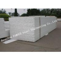 Insulated Waterproof Corrugated EPS Sandwich Panels Heat Resistant Wall Panel Manufactures