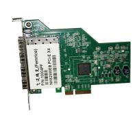 4xSFP Port Ethernet Server Adapter , PCIe 2.0 Quad SFP Port Gigabit Manufactures