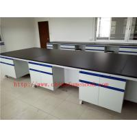 China Chemistry Lab Bench Furniture for Chemical And Pharmaceutical Factory on sale