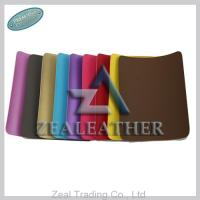 Various Color PU Leather Shoe Material Nonwovn Backing for Sports Shoes Manufactures