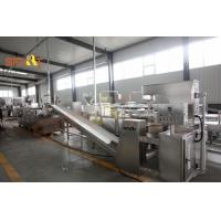China Smart Supply Snack Food Candy Bar Production Machine With CE ISO Passed on sale