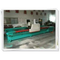 Hydraulic Clamp Gantry CNC Metal Slotting Machine For Sheet Metal V Grooving Manufactures