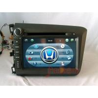 Car DVD GPS Player for Honda Civic + TV+ Bluetooth+Radio+Game Manufactures