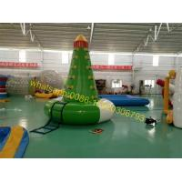 lake water tower sports games water toys Manufactures