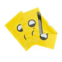 3.0 mil 10x12inch Yellow Color Express Flyer Plastic Poly Mailers Mail Bags Poly Bags Manufactures