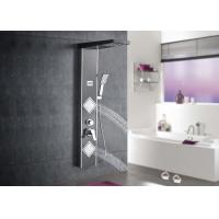 Bath Massage System LED Shower Panel ROVATE Wall Mounted Installation Manufactures