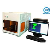 Air Cooling 3D Inner Laser Engraving Machine 3D Photo Engraving Machine Manufactures