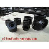 TOBO STEEL Group  ALLOY C-276 forged threaded tee Manufactures