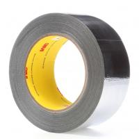 3M 363 / 3M 363L Glass Cloth Tape High Temperature Tape , Aluminum Foil Tape 0.19MM Silicone Transparent Adhesive Manufactures