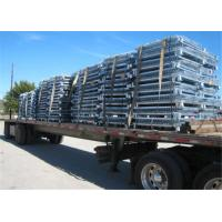 Quality Low carbon Steel metal cages , Loading capacity 1000 - 3000kg for sale