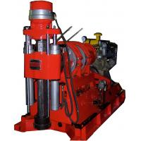 Quality XY-44 Core Drilling Rig Powerful Drilling Capacity with sampling in 1400m depth for sale