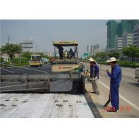 Polyester Filament Geotextile for Road Construction , non woven geotextile membrane Manufactures