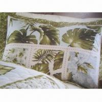 Pillow Case, 1-piece North American Series, Palm Leaves Sham with Printing Manufactures