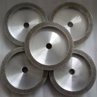 electroplated diamond grinding wheel Manufactures