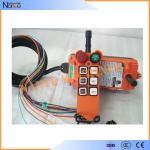 8 Programmable Hoist Push Button Wireless Hoist Remote Control TELECRANE F21-E1B Manufactures