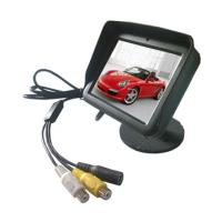 China 3.5 inch in car Monitor with two video inputs Wholesale Made in China on sale