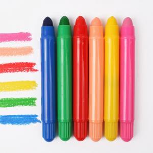 Highlighter Crayon, Promotional Non-toxic Wax Crayon Manufactures