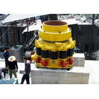 China CE ISO Symons Spring Cone Crusher For Construction Mining Quarry Iron on sale