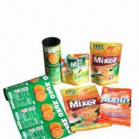 Buy cheap Roll Stock, Suitable for Snack Food Packaging from wholesalers
