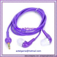 iPad2 iPad iPhone 4G 3GS 3G itouch 4 Earphone iPad2 accessory Manufactures