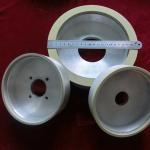 vitrified diamond cup wheel, profile wheel, diamond centerless wheel Manufactures