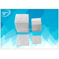 Disposable Medical Gauze Sponges 4x4100%  Cotton With High Absorbency Manufactures