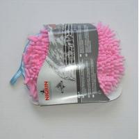 Microfiber Car Cleaning Pad (RW-S02) Manufactures