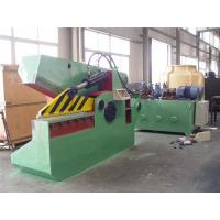 China Integrated Alligator Mobile Scrap Metal Shear Q43 - 3150A / Waste Sheet Shears on sale