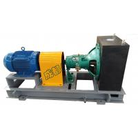 30 ~ 400 m3/h Centrifugal Chemical Pump with Carbon Fiber Composite Material Manufactures