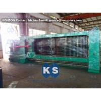 Double Twist Gabion Mesh Machine With Overload Protect Clutch And Hydraulic System Manufactures
