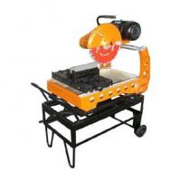 Steel Blade Concrete Core Cutting Machine , Large Capacity Core Cut Saw Red Manufactures