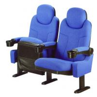 Durable PP Theater Seating Chairs For Home Furniture 5 Years Warranty Manufactures