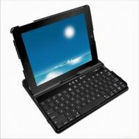 10 Inch Pu Leather Case With Detachable Abs Bluetooth Ipad 2 Keyboard Manufactures