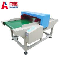 Broken Needle Inspection  X Ray Bag Scanning Machine Conveyor Belt Manufactures